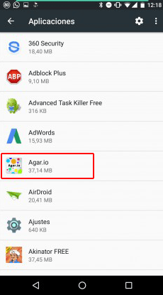 Android Aplicacion sospechosa