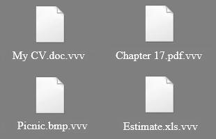 Los archivos .vvv no pueden abrirse por medios normales
