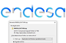 Endesa factura falsa virus correo – Cryptolocker/Locky ransomware