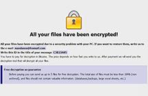 Virus ransomware Cesar: como descifrar los archivos .cesar