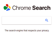 Eliminar el virus chromesearch.info