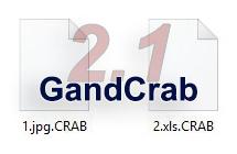 Como eliminar el ransomware GandCrab v2.1 y descifrar los archivos .CRAB