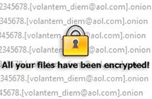 Onion ransomware virus: cómo desencriptar los archivos de extensión .onion