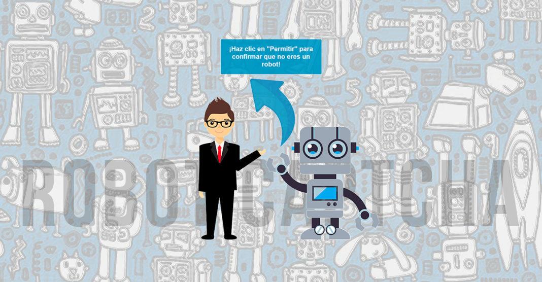 Eliminar el virus Robot Captcha