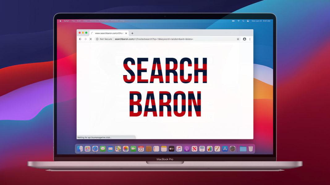 Cómo eliminar el virus Search Baron
