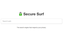 Quitar Secure Surf virus (secure-surf.net) de Chrome, Firefox e IE
