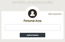 Spora Ransomware: descifrar archivos y eliminar el virus