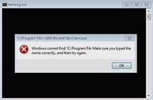 Eliminación del popups de virus Taskeng.exe en Windows