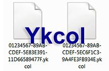 Remueve el virus ransomware Ykcol y recupere archivos .ykcol