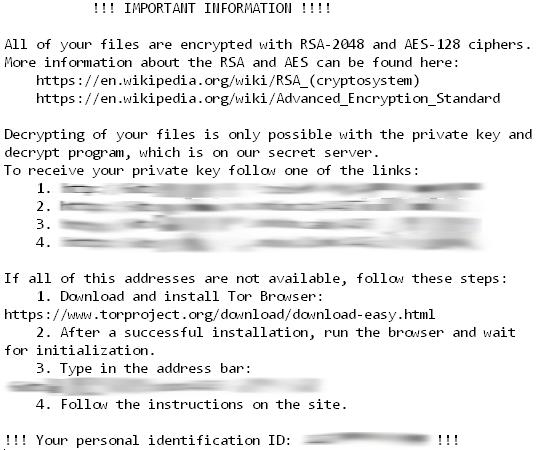 Contenido del archivo _Locky_recover_instructions.txt