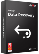 Stellar Data Recovery box