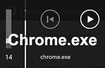 Eliminar el virus de volumen chrome.exe en Windows